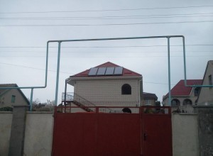 Heliosystem private house