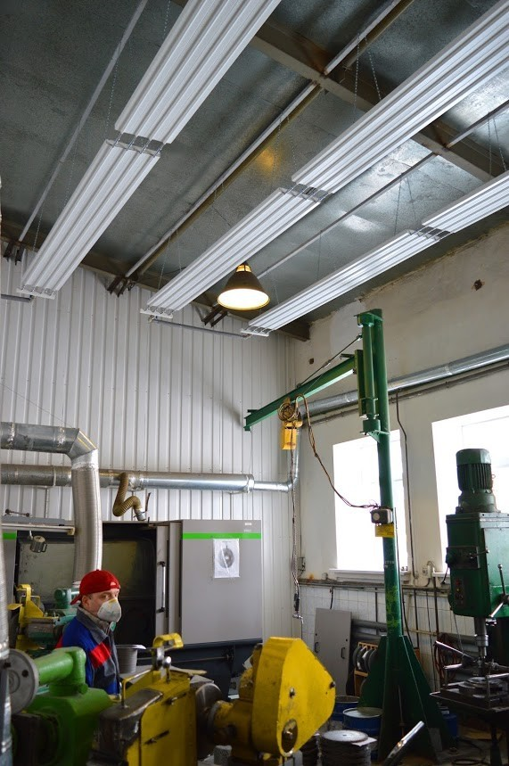 Climatic panels