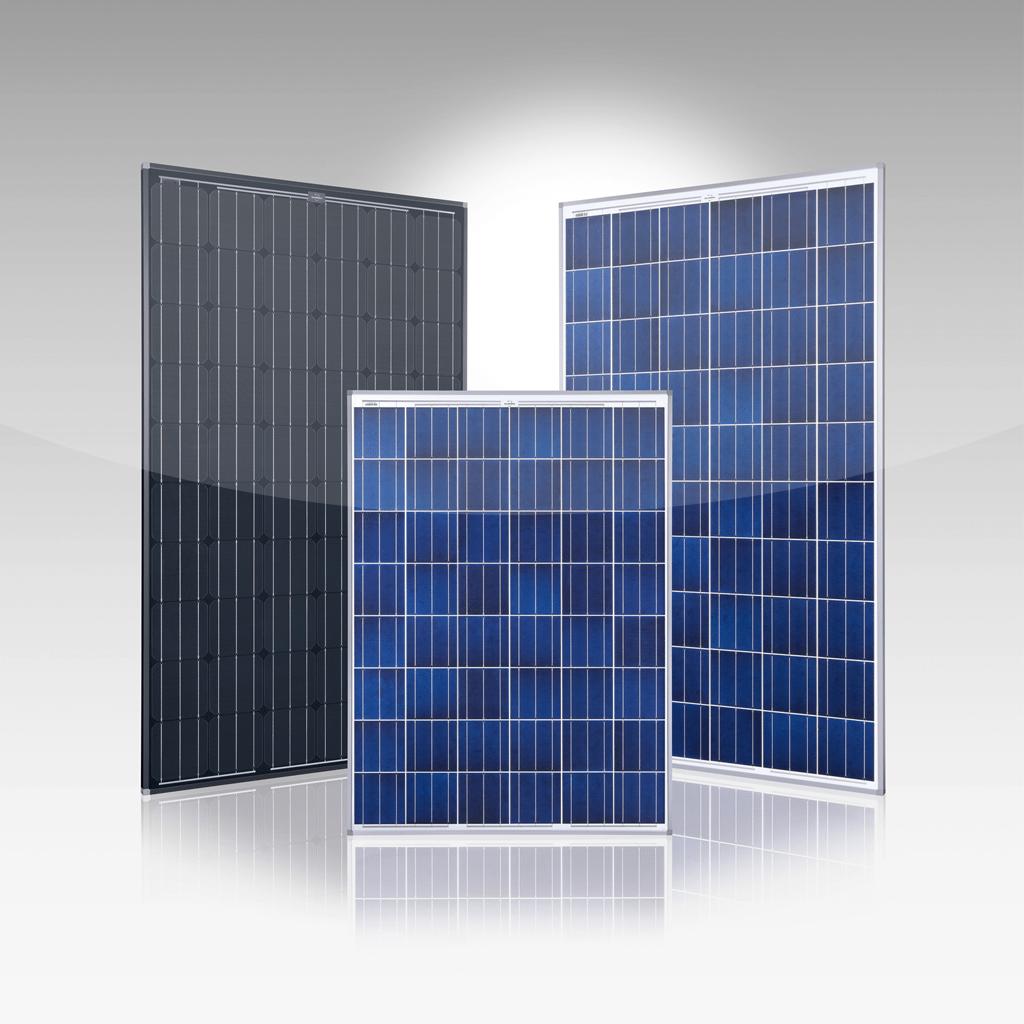 Солнечная панель ИИК Альтэнерго