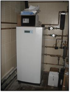 Отопление, кондиционирование, горячее водоснабжение