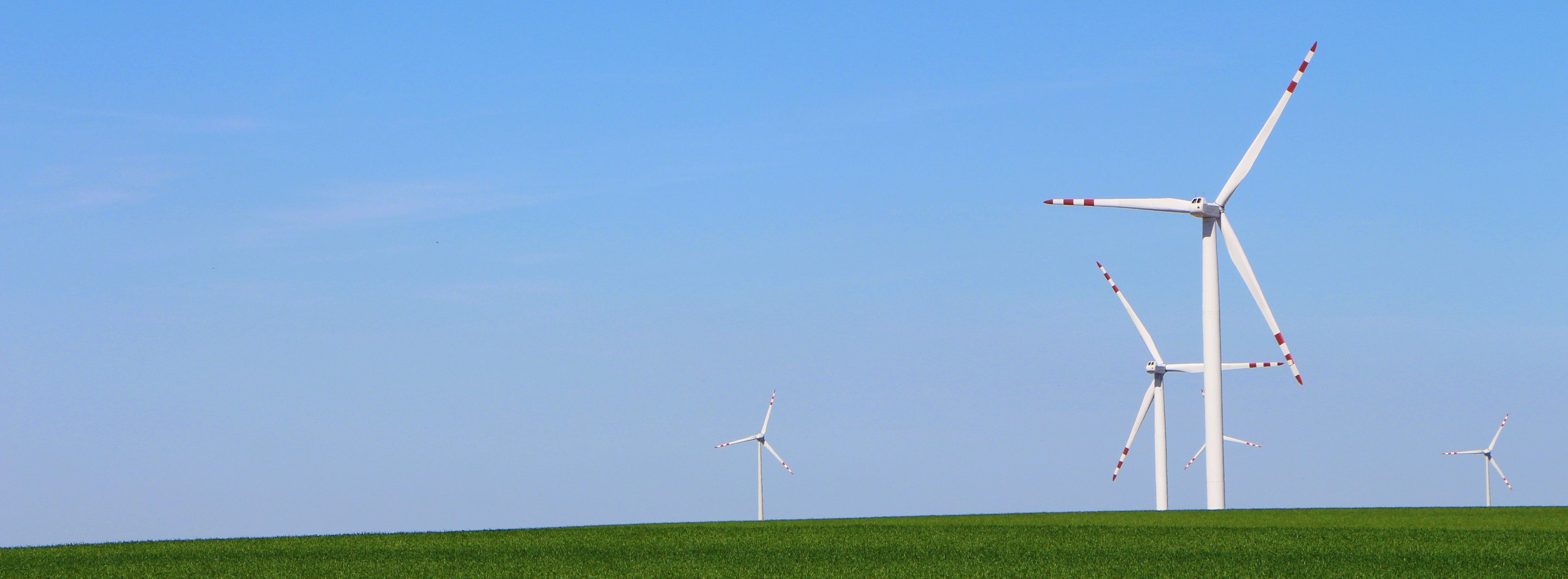 промышленные ветряки