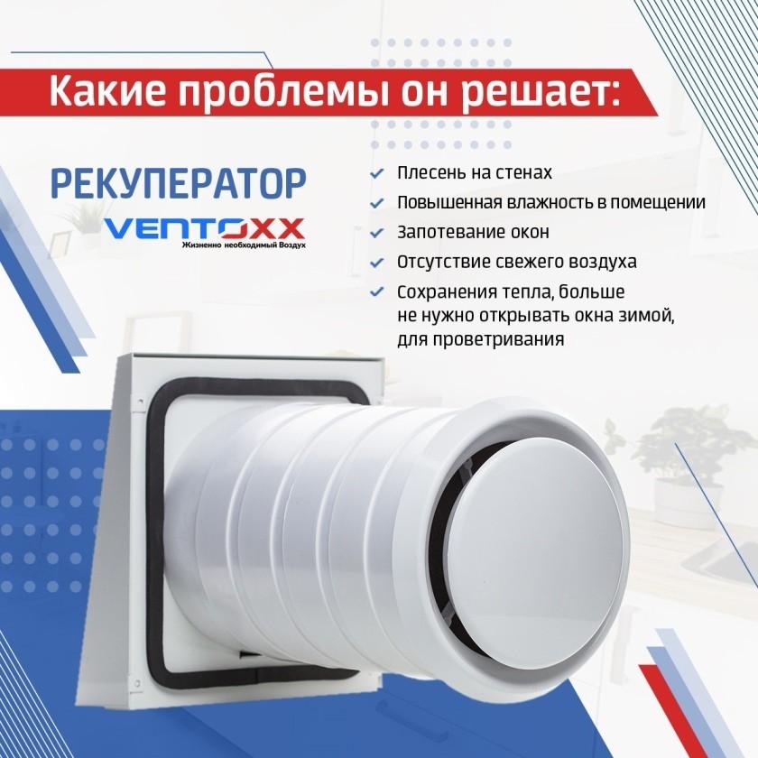 Вентиляция ventox